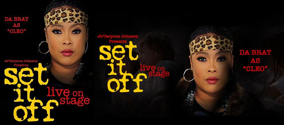 Je'Caryous Johnson's Set It Off at Paramount Theater