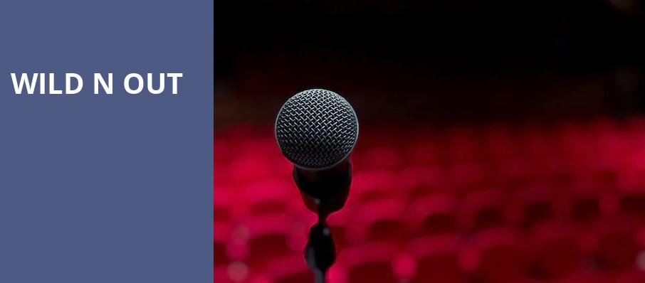 Wild N Out, Oakland Arena, Oakland