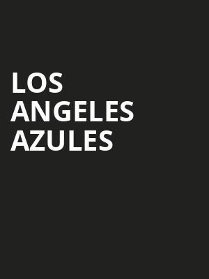 Los Angeles Azules, Paramount Theater, Oakland