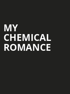 My Chemical Romance, Oakland Arena, Oakland